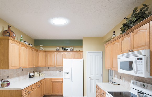 Daylighting Device Kitchen