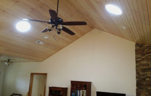 daylighitng device in family room