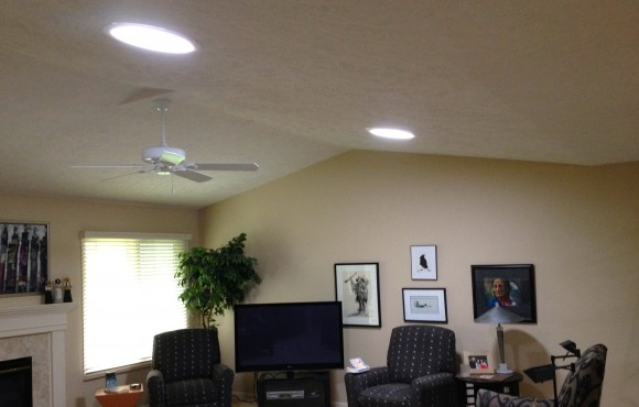 Daylighting Device Living room
